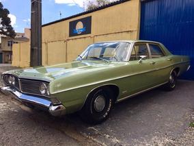 Ford Galaxie500 Americano Placa Preta