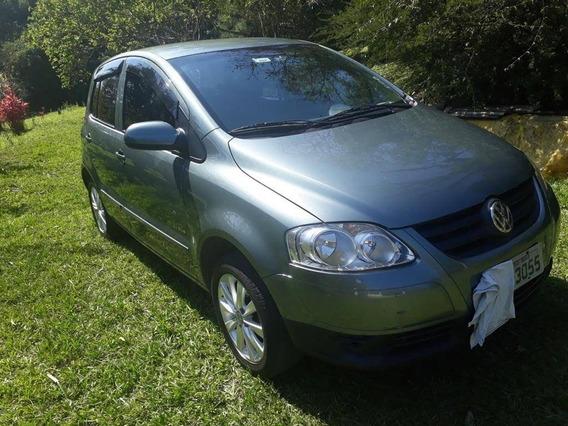Volkswagen Fox 1.6 Vht Plus Total Flex 5p 2009