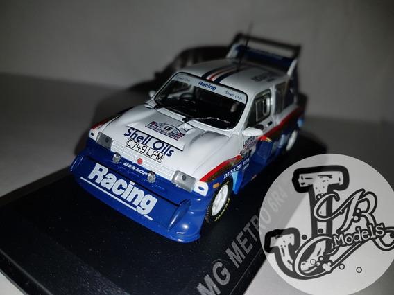 Mg Metro 6r4 Rac Rally 1/43 Detalle En Gráfica