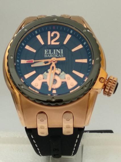 Relógio Máquina Suíça Elini Barokas