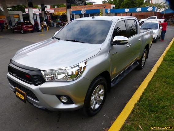 Toyota Hilux Trd Blindada