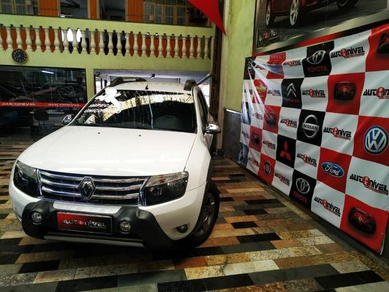 Renault Duster Techroad Li Hi-flex Única Dona