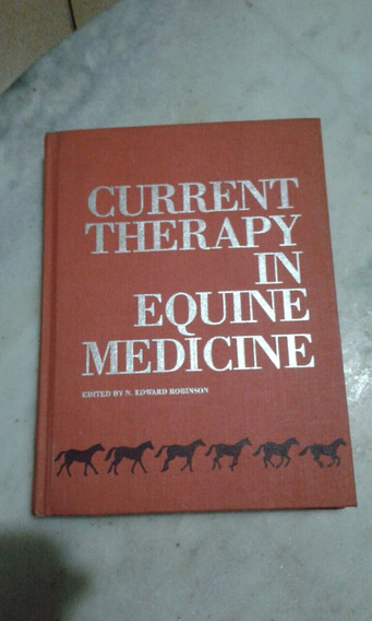 Livro Current Therapy In Equine Medicine Vol 1