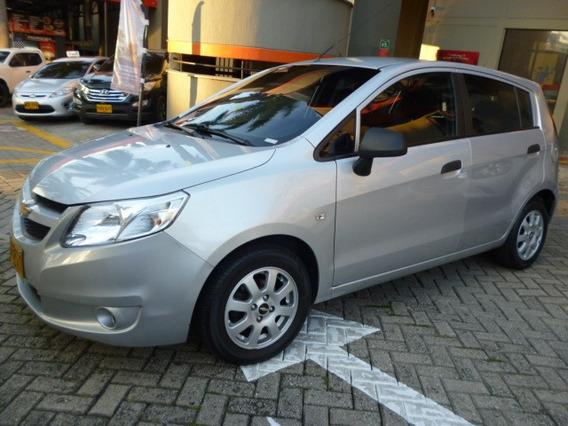Chevrolet Sail Lt Hatchback Full Mecanico