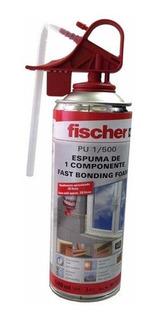 Espuma De Poliuretano Expandido Obra Fischer 500 Ml