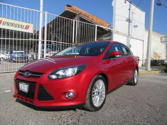 Ford Focus 2014 Se Trend Sport At