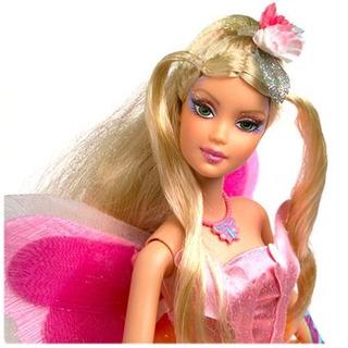 Barbie Original Fairytopia Elina Muñeca