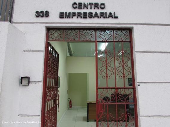 Sala Comercial/nova Para Locação Em São Paulo, Luz, 2 Banheiros - Scco0001