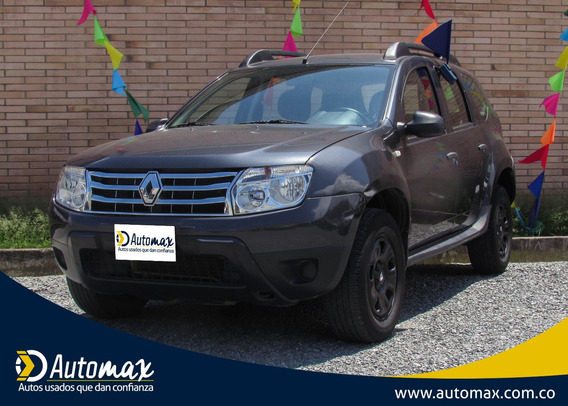 Renault Duster Expression 4x2, At 2.0