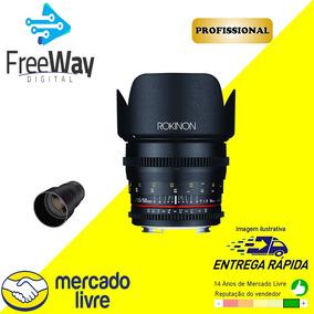 Lente 50mm Ds50m-s Original C/ Garantia E Envio Imediato