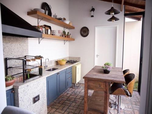 Casa Com 3 Dormitórios À Venda, 150 M² Por R$ 599.000,00 - Condomínio Residencial Monte Bello - Sorocaba/sp - Ca0040 - 67640107