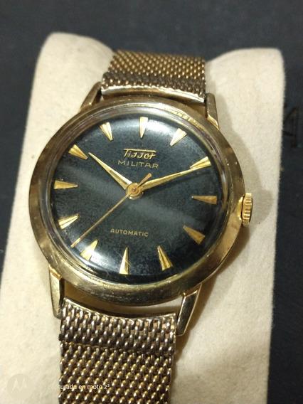 Reloj Vintage Tissot Militar Automatic