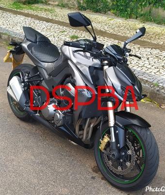 Kawasaki Z1000 14/15 Novissima 12.900km Ipva Pg Z 1000 Única