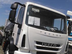 Iveco Tector Con Grua 0km U$s30000 Y Facilidades