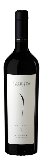 Vinho Tinto Argentino Malbec Estate 2016 750 Ml - Pulenta