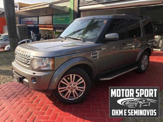Land Rover Discovery 4 3.0 Se