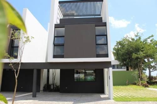 Vdr-17094 Magnífica Casa Tipo Villa En Venta En Luana Residencial Mod. A