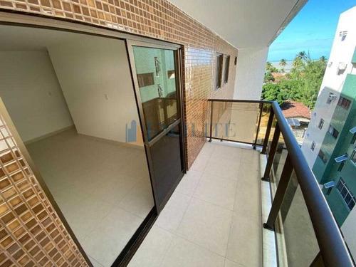Apartamento A Venda, Cabo Branco - 22651-11187