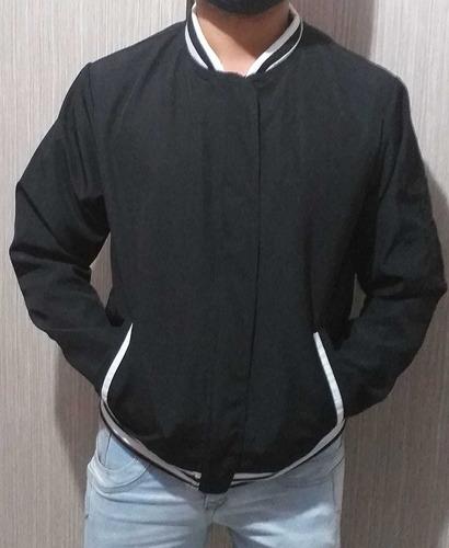 Chaqueta Cazador Color Negro