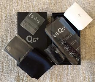 Caja Lg Q6 Plus (30 Verdes)