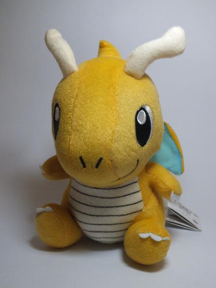 Pelúcia Pokemon Dragonite Original