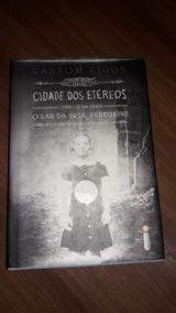 Livro A Cidade Dos Etéros- Livro 2 Da Série