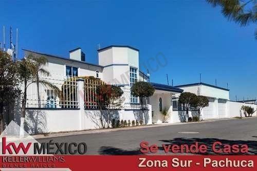 Se Vende Casa En Zona Sur De Pachuca Hidalgo