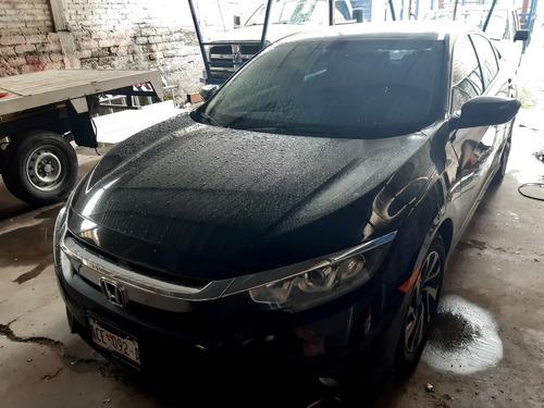 Imagen 1 de 3 de Honda Civic I Style 2018 4p 2 Lts. Automatico
