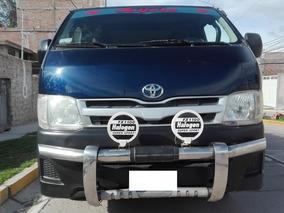 Ocasión Vendo Toyota Hiace 5l De Año 2012 Versión 2013