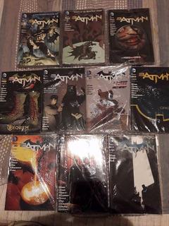 Batman Nuevo Universo Arco Comp.23 Num En Español