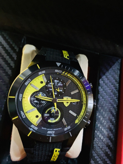 Relógio Ferrari Scuderia . Revo