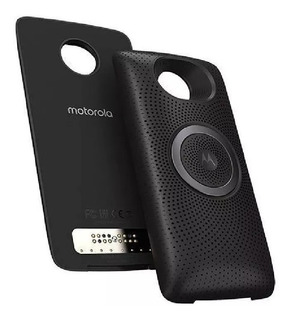 Snap Stereo Speaker Moto Z Z2 Z3 Play Promoção - Original