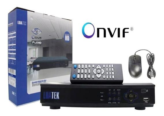 Dvr Receptor Digital Vídeo Versatile - Hd - Luatek Internet