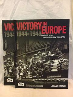 Victory In Europe 1944-1945 - J. Thompson - Iwm - Usado