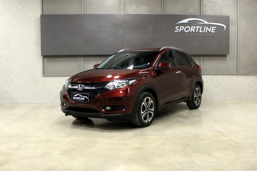 Honda Hrv 1.8 Exl At 2016