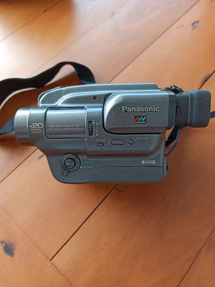 Filmadora Panasonic Super Vhs - Original Japão
