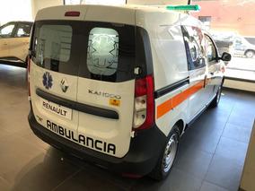 Renault Kangoo Profecional 1.6 Ambulancia (sg)