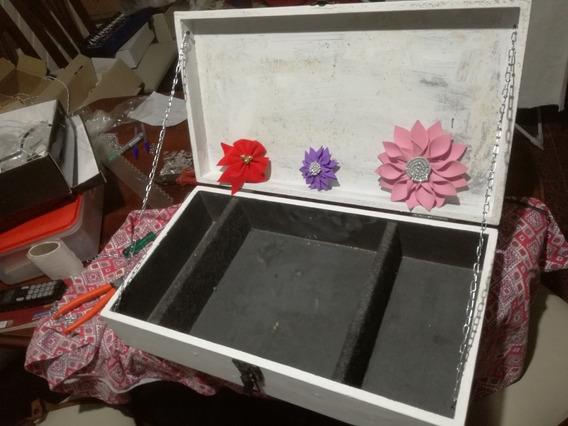 Valija Caja Vintage