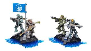 Mega Construx Halo Blue Team Equipo Azul Dyh87