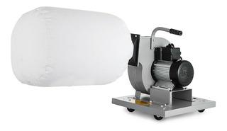 Extractor Industrial De Polvos Con Motor De 1hp 110v 537cfm