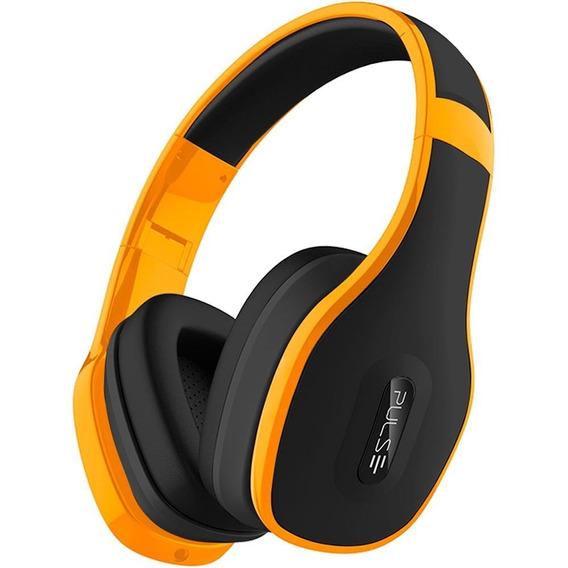 Headphone Pulse Bluetooth Ph151 Amarelo Em 12x Sem Juros