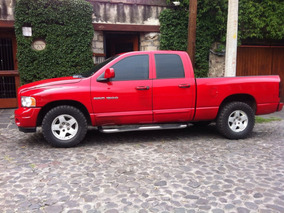 Dodge Ram 1500 4.7 Pickup Quad Cab Slt Aa 4x2 At 2004