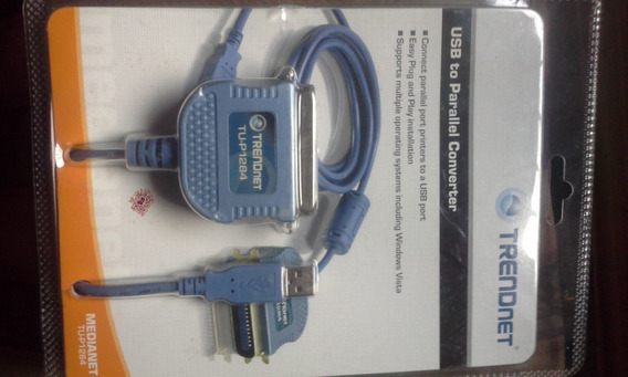Cable Usb Trendnet Tu-p1284