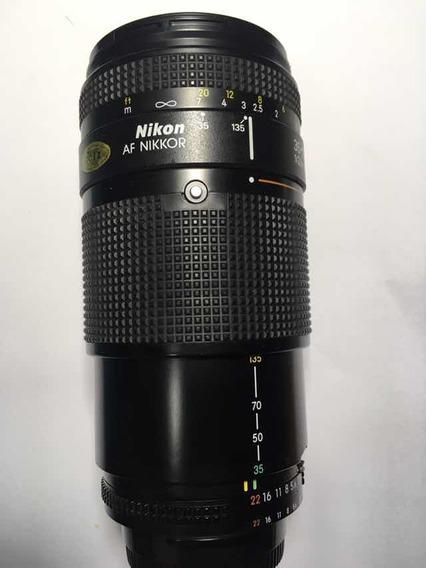 Nikon 35-135mm 3.5-4.5 (usada)