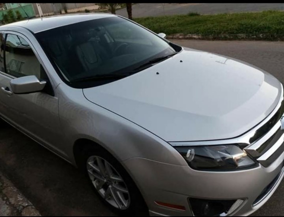 Ford Fusion 2.5 Sel Aut. 4p 2010