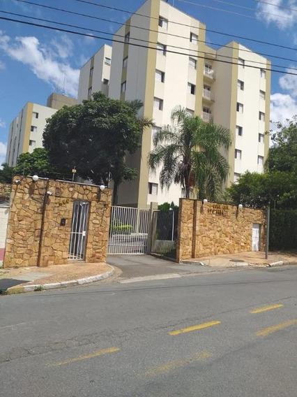 Apartamento Com 3 Dormitórios À Venda, 78 M² Por R$ 310.000 - Vila Costa E Silva - Campinas/sp - Ap0815