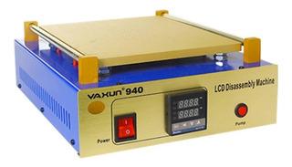 Separadora De Glass Con Bomba Yaxun Yx-940 Tablets