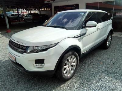 Land Rover Range Rover Evoque Pure