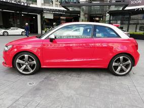 Audi A1 Envy S-tronic 2012 Rojo