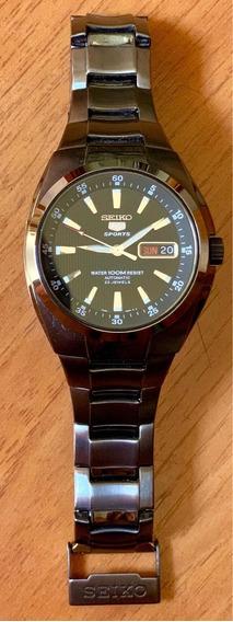 Relógio Seiko Sports 5 Automático 23 Jewels